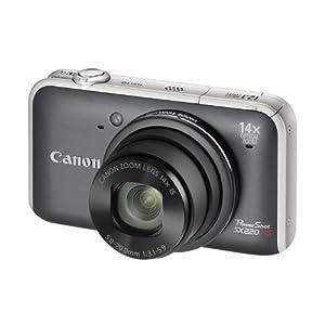PowerShot SX220 HS Digitalkamera