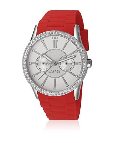 Esprit Orologio al Quarzo Woman Rosso 38 mm