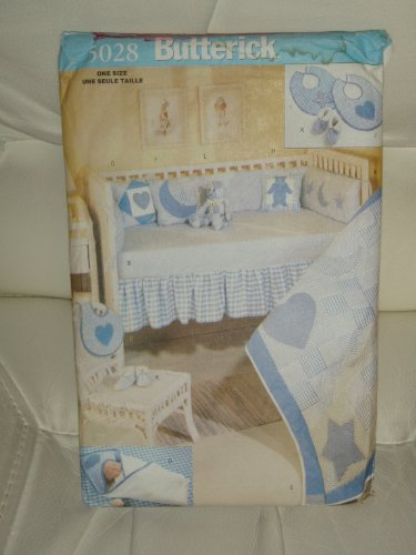 Baby Bumper Pattern front-267206