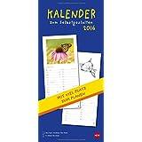 Kalender zum Selbstgestalten 2016