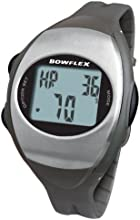Bowflex Fitwatch Strapless Heart Rate Monitor with Built in Compatible Chest Strap App (Black/Gray) by Bowflex