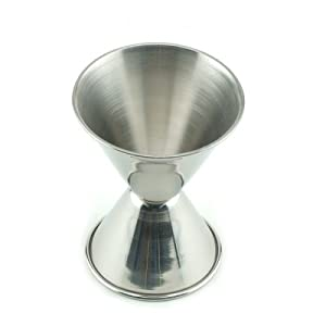 Stainless Steel Jigger - 1 Oz. X 2 Oz.