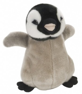"Playful Penguin Cuddlekin 12"" by Wild Republic - 1"