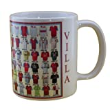 Aston Villa mug Aston Villa shirt History Mug Ceramic Mug football Mug