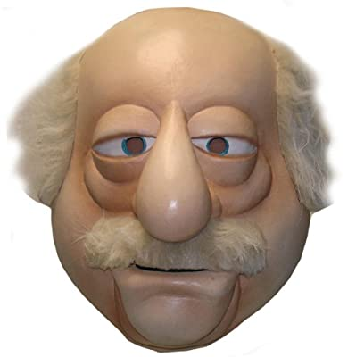 Rubie's Costume Co - The Muppets Waldorf Overhead Latex Mask
