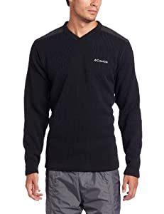 Columbia Men's Bulkhead Drop V Neck Sweater