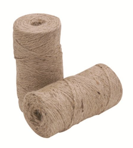 Bond 332 12-Pack Jute Twine, Natural