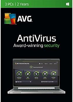 AVG AntiVirus 2016 - 3 PCs