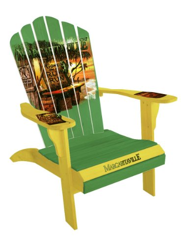 Margaritaville Model SA-623117 Classic Adirondack Chair