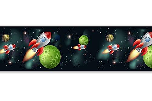 kleisterbordre-fuse-dans-lespace-4-pices-520-x-15-cm-frise-murale-deco-fun-dcoration-murale-bordure-enfant-lespace