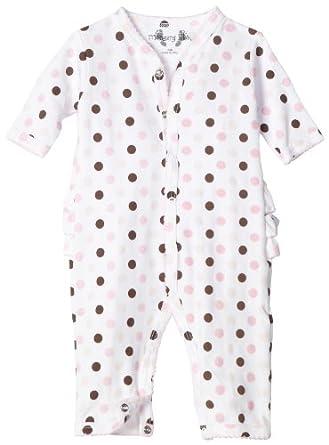 Amazon Com Margery Ellen Baby Girls Newborn Print Ruffle
