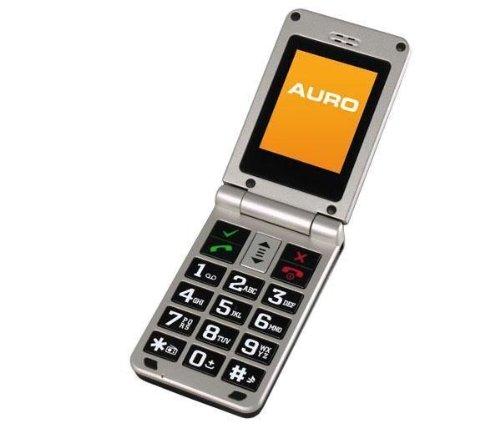 Auro Comfort 2010 Grosstasten Mobiltel. Dualband G