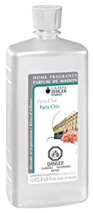 Lampe Berger Fragrance, 33 Fluid Ounce, Paris Chic