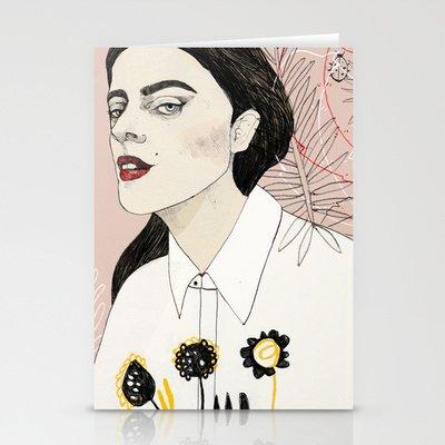 Society6 - Marni Stationery Cards by Eline Jetten
