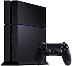 Sony PS4 Console (Black)
