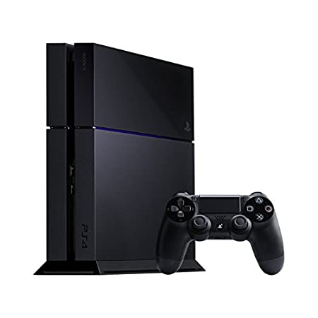 Sony PlayStation 4 Console (Black)