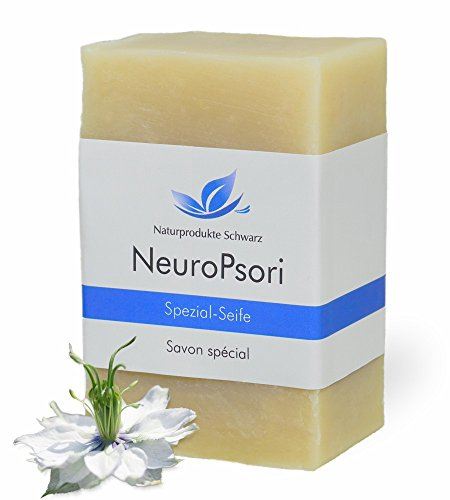 NeuroPsori Soap - For skin allergies, eczema and psoriasis, 100 g