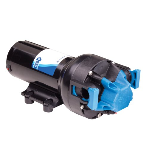 The Amazing Quality Jabsco Par-Max Plus Automatic Water Pressure Pump - 4.0GPM-60psi-12VDC