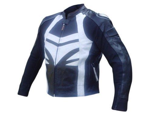 Australian Bikers Gear Vector Pro Leather Armoured Motorcycle Jacket (38