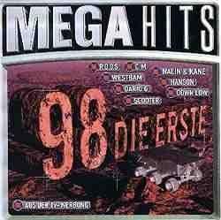 Hits 1998 (Compilation CD, 40 Tracks)