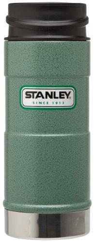 STANLEY(スタンレー) ワンハンド真空マグ 0.35L グリーン 01569-009 (日本正規品)