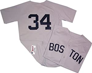 David Ortiz Authentic Boston Red Sox Jersey TBTC 1982 by Majestic