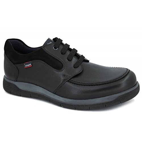 Callaghan 10600 Wagon - Scarpa Casual Uomo, adaptaction, adaptlite nero Size: 45