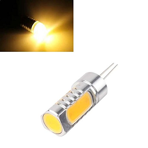 Fashion Partical High Power G4 7.5W Cob Led Warm Pure White Light Bulb Lamps 500Lm 12V-24V
