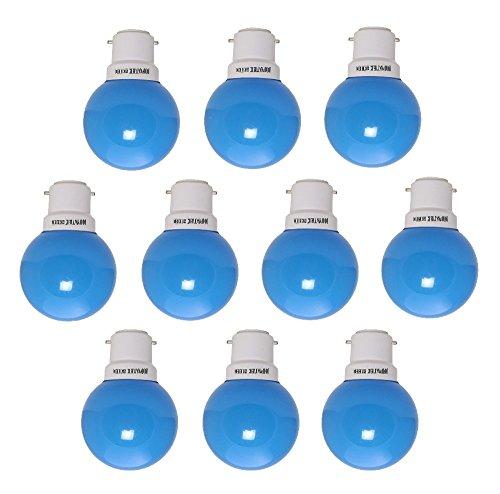NOVATEK-GREEN-0.5W-LED-Bulbs-(Blue,-Pack-of-10)