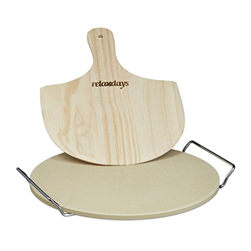 Relaxdays-Relaxdays-Juego-para-pizza-con-piedra-para-asar-y-pala-para-pizza-piedra-Beige-32-x-32-x-4-cm