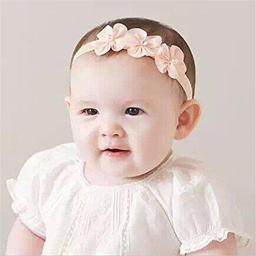 hermosa-unusal-nino-bebe-nina-elastico-encaje-flor-perla-diadema-diadema-pelo-accessories2-pcs-orang