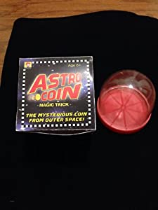 Astro Coin by Wonder Magic - Trick