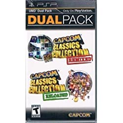 Capcom Classics Collection Dual Pack(PSP 輸入版 北米)