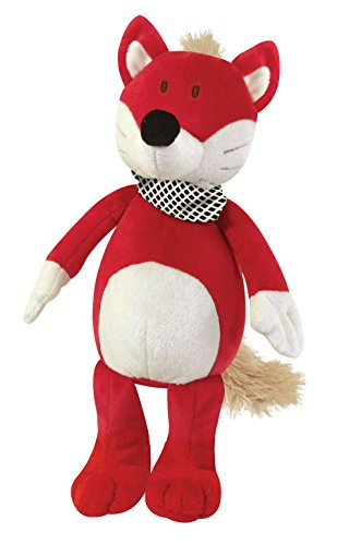 Stephan Baby Fun and Floppy Plush Pal, Red Fox