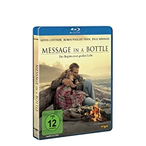 Message in a Bottle Bd [Blu-ray] [Import anglais]