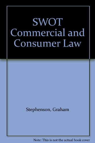 SWOT Commercial and Consumer Law