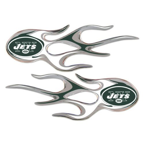 new-york-jets-nfl-micro-flames-auto-decal-2-pack-for-car-truck-motorcycle-bike-mailbox-locker-sticke