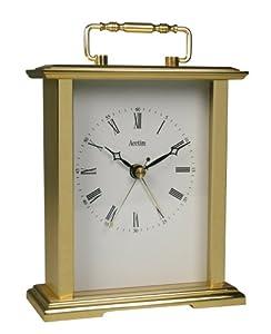 Acctim 36518 Gainsborough - Reloj de mesa, color dorado marca Acctim