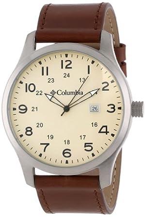 Amazon.com: Columbia Men's CA077220 Fieldmaster II Large Analog Brown