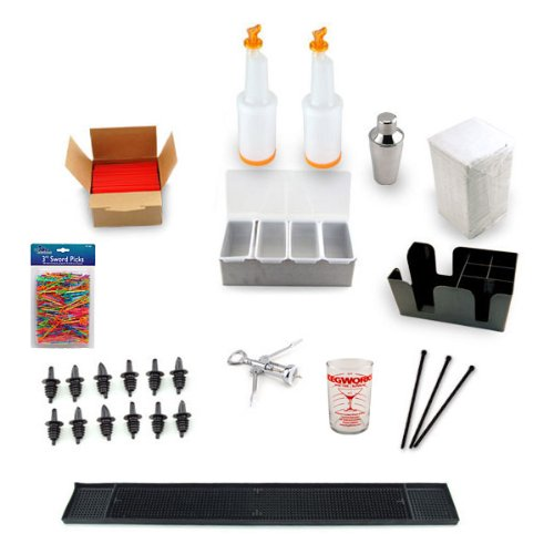 Charmant Pro Bar Accessories Kit
