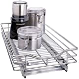 Lynk RollOut Drawer Cabinet Organization, Chrome