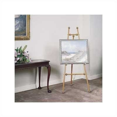 DR Series Decorative Hardwood Poster Easel Color: Mahogany