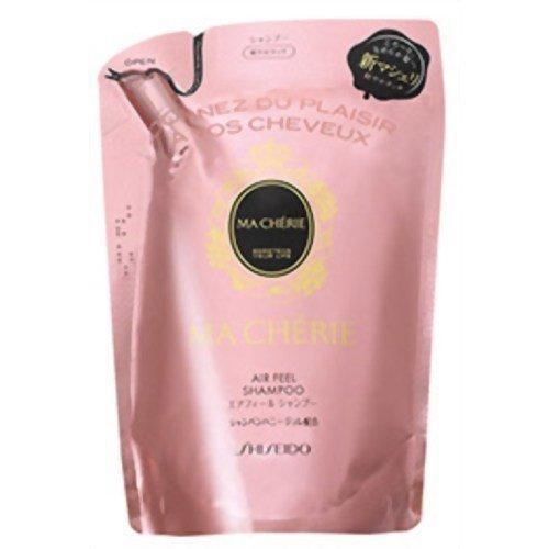 Shiseido Macherie | Shampoo | Air Feel Shampoo Refill 380Ml (Japan Import) Personal Healthcare / Health Care front-921391