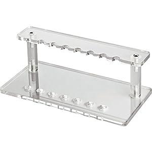 Acrylic 7-Pen Display Stand