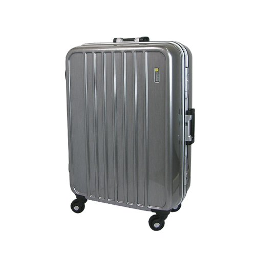 スーツケース 軽量アルミフレーム 【PJボックスフレーム 2013】 3年保証 11COLOR 3サイズ(大型、ジャスト型、中型) 【大型(Lサイズ)     100リットル, プレミアアルミ】