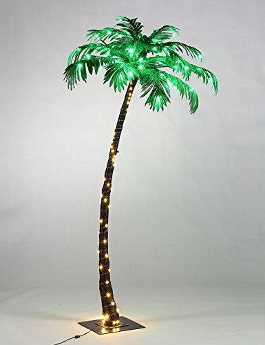 lightshare lighted palm tree  small