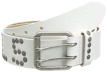 Kaporal - Ceinture - Uni - Homme - Blanc - FR: 85 cm (Taille fabricant: 85)