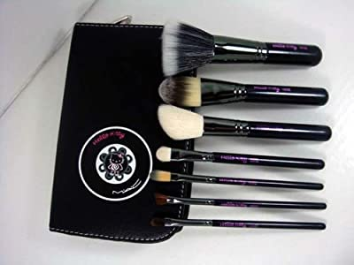 Cheapest Hello Kitty 7 Piece Salon Quality Makeup Brush Set Travel Size from Hello Kitty - Free Shipping Available