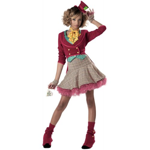 Morris Costumes The mad Hatter Junior 7-9