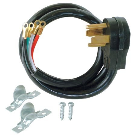 Ez-Flo 61255 Electric Dryer Cord - 30 Amps